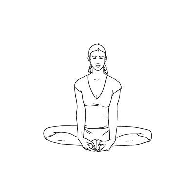 Bound Angle Pose – Baddha Konasana | Benefits, Beginner's Tip & Variations